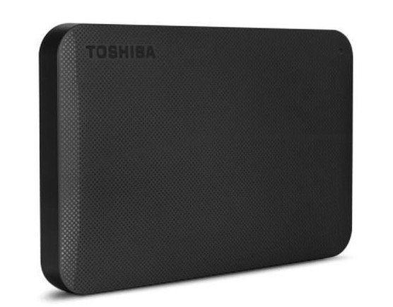 Toshiba Canvio Ready   2,5 Zoll externe HDD mit 2TB für 59€ (statt 71€)