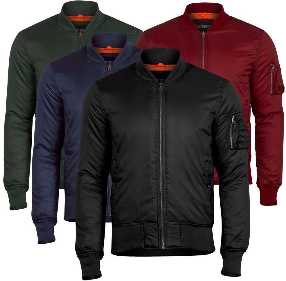 Surplus Raw Vintage Basic U.S. Bomber Jackets für je 29,90€