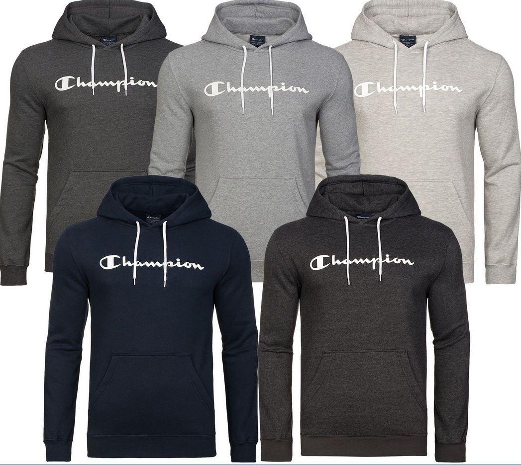 Champion Herren Hoodies in verschiedenen Farben & Modellen für 21,99€ (statt 29€)