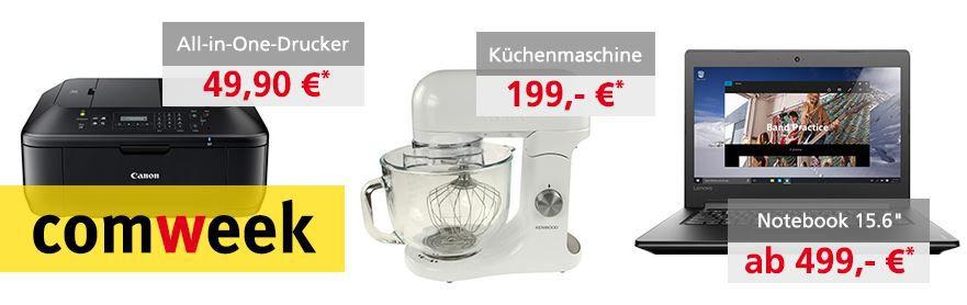 Comtech weekend angebote Comtech Comweek Deals – z.B. Lenovo IdeaPad 310   15 Notebook i5 für 555€