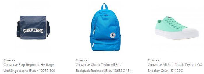 Converse Converse Sale bei Outlet46   z.B. Rucksäcke ab 9,99€