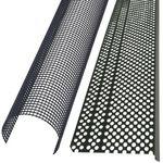 MARLEY Poly-Net Laubschutz für Dach- u. Regenrinnen 2 Meter für 9,49€