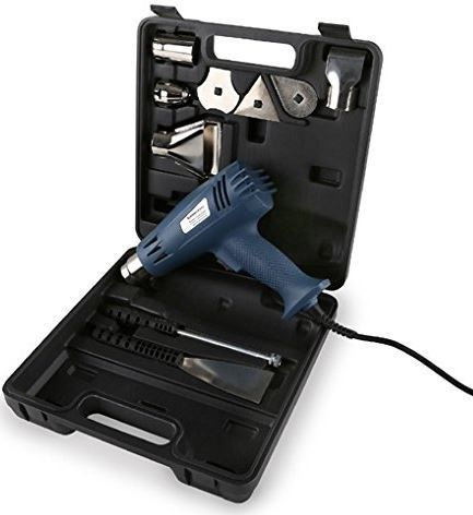Eberth HG2 2000S Heißluftpistole im Koffer für 9,90€ (statt 16€)