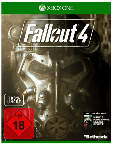 Fallout Fallout 3 + 4 (Xbox One) 100% uncut ab 15€