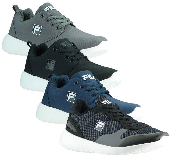 FILA Herren Sneaker in verschiedenen Modellen und Farben für je nur 9,99€
