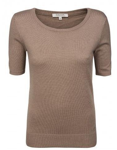 GEOX Damen Sweater brau für nur 6,99€ (statt 27€)