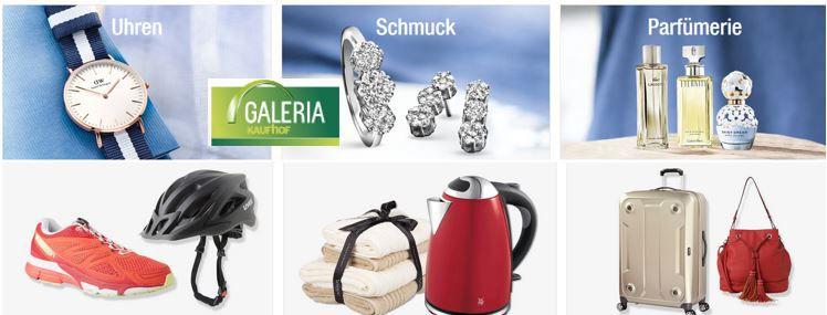 Galeria Rabatt Aktion Bis 25% Rabatt auf ausgewählte Artikel   Galeria Kaufhof Mondschein Angebote   Top!
