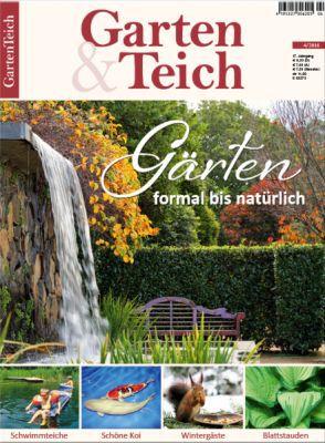 Kostenloses Probeheft Garten & Teich anfordern   endet automatisch