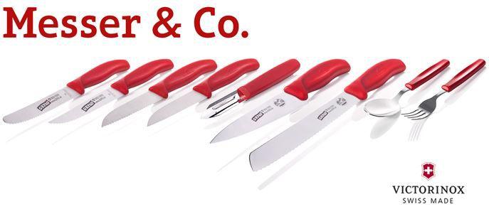 Gefro Messer Angebot Victorinox Messer mit 15% Rabatt + gratis Tomatenmesser + 90g Gewürzpfeffer ab 12€ MBW