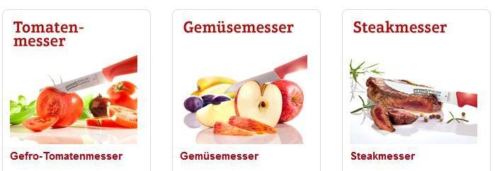 Victorinox Messer mit 15% Rabatt + gratis Tomatenmesser + 90g Gewürzpfeffer ab 12€ MBW