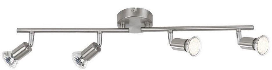 Globo 57991 4    LED Deckenspot Lampen System für komplett 19,99€