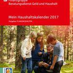 Haushaltskalender 2017 kostenlos anfordern