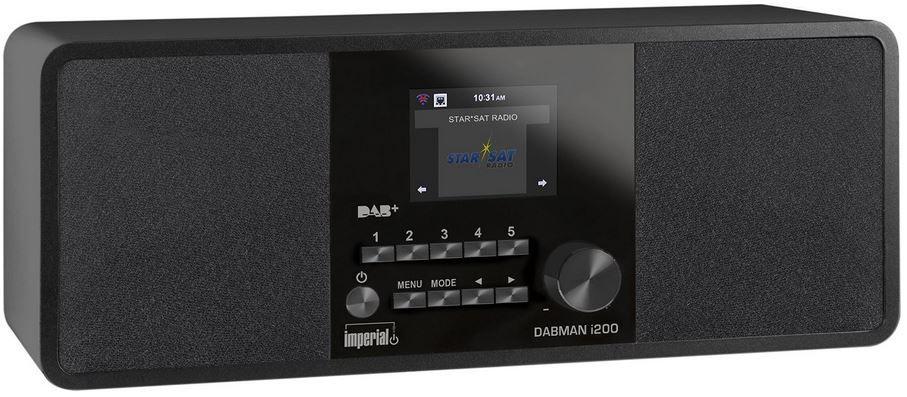 Imperial Dabman i200   iNet   DAB+ und UKW Radio statt 130€ für nur 99€