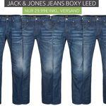 JACK & JONES Boxy Leed 915 Herren Jeans statt 80€ für 29,99€