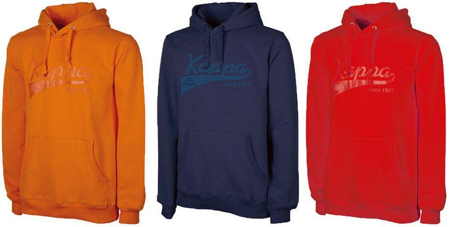 Kappa Herren Hoodies Kappa Narkotio   Herren Hoodies für je 19,99€