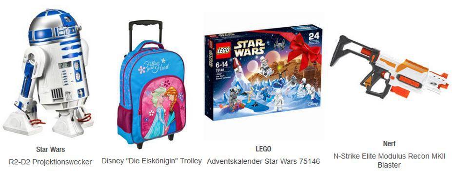Kaufhof Rabatt Aktion Galeria Kaufhof: 15% extra Rabatt beim Kauf von 3 Artikel aus den Bereichen Spielwaren & Kinderbekleidung