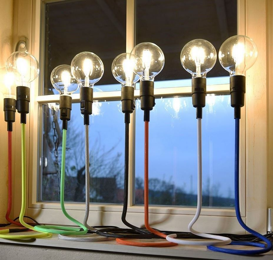 LED Filament Retro Tischleuchte für 22€