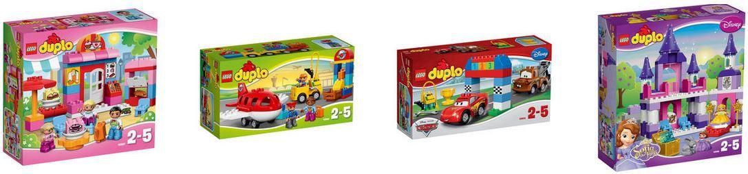 Lego Duplo Aktion Hot Wheels & LEGO Duplo mit 15% Rabatt @Galeria Kaufhof