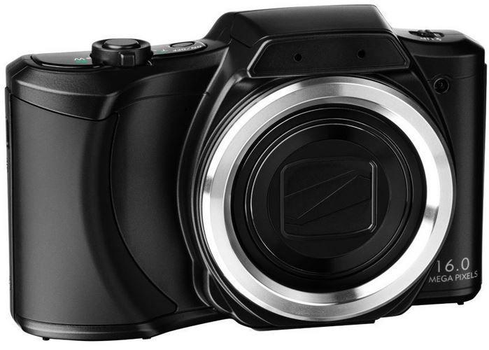 MEDION LIFE P44066   16MP Digitalkamera mit WLan und 22x Zoom für 89,99€