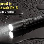 Nitecore MT2A LED-Taschenlampe für 17,20€ (statt 39€)