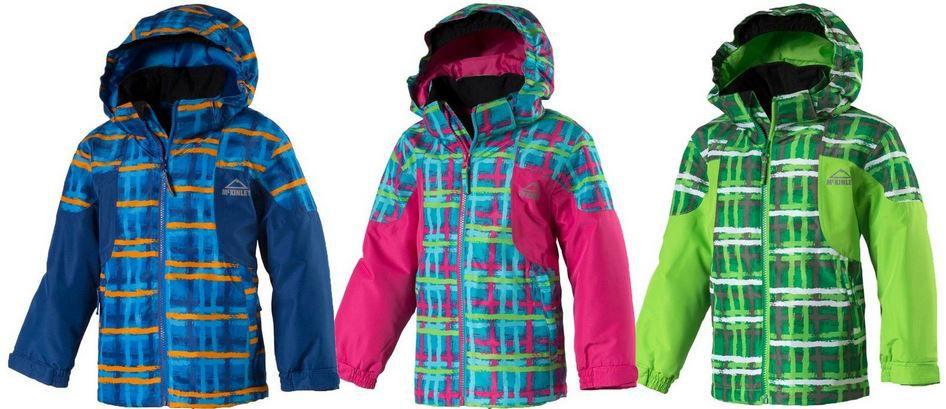 McKinley Kinder Schneeanzug McKinley Rufus und Ray   Kinder Skianzug für je 49,99€