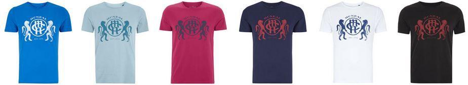 McNeal Herren Shirt McNeal Herren Vintage Logo Shirt für nur 6,99€