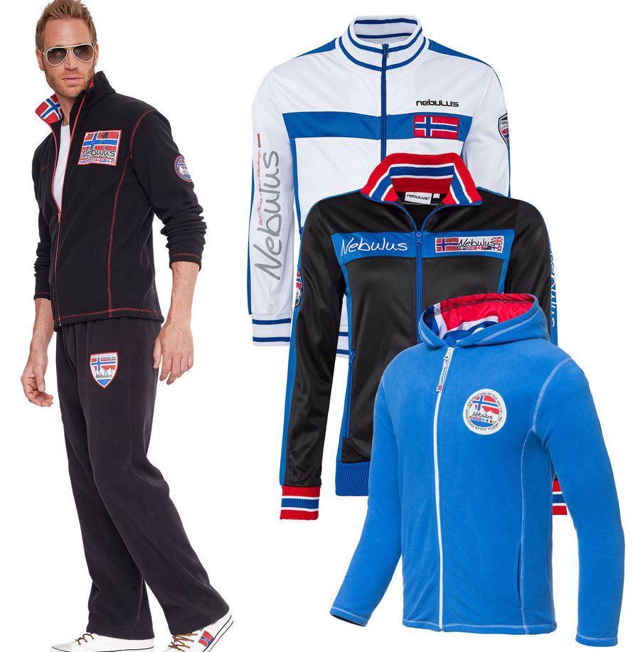 Nebulus Damen und Herren Winter Jogginganzüge für je 24,99€