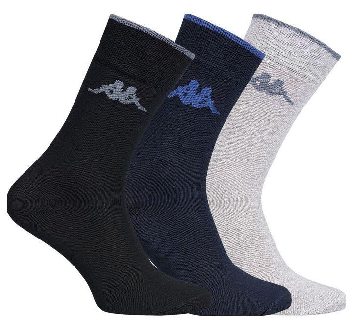 Neue Kappa Herren Socken Kappa Herren Sport Socken 20er Pack für nur 19,99€
