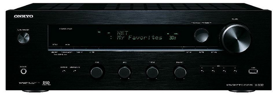 Onkyo TX 8130 B Onkyo TX 8130 B   Hi Res Audio Netzwerk Receiver DLNA für nur 224,10€ (statt 319€)