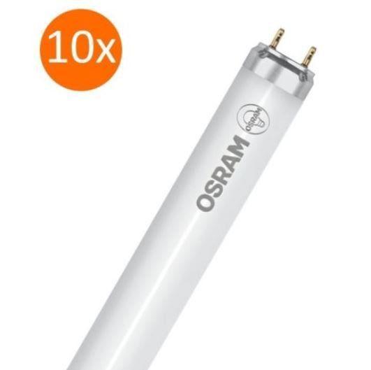 OSRAM LED Röhre SubstiTUBE PURE 120cm im 10er Pack für 34,90€ (statt 55€)