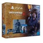 PlayStation 4 – 1TB uncharted Edition inkl. Game A Thief's End statt 369€ für 299€