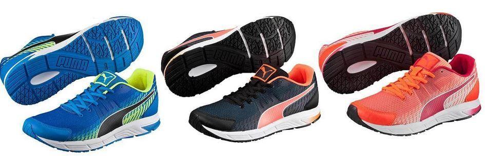 PUMA Sequence v2 Damen und Herren Sneaker bis Größe 39,5 für je Paar 32,99€