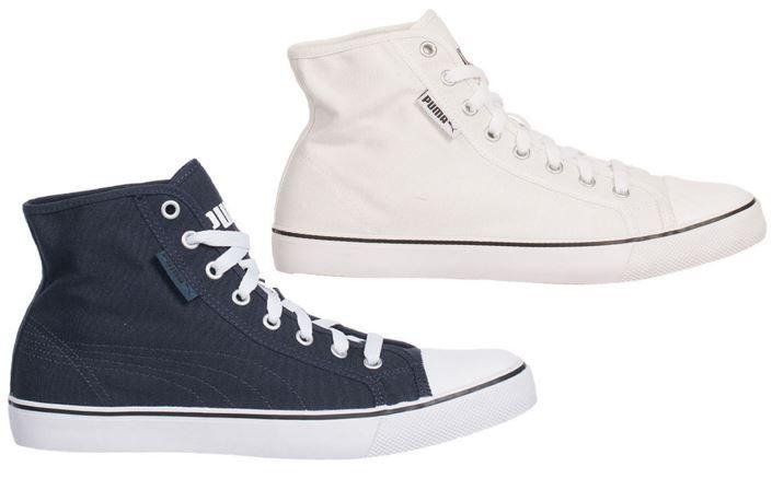 PUMA Streetballer Mid Unisex Sneaker für je 15,99€ (statt 22€)