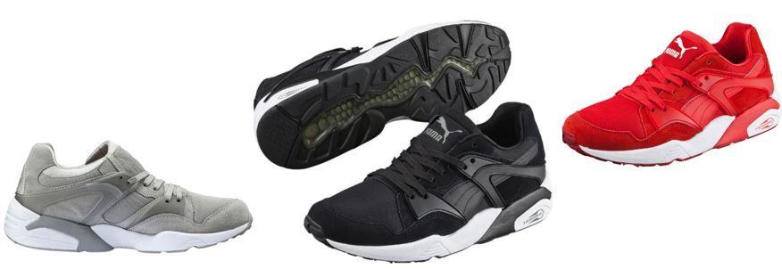PUMA Trinomic Blaze PUMA Trinomic Blaze Unisex Sneaker statt 59€ für 39,95€