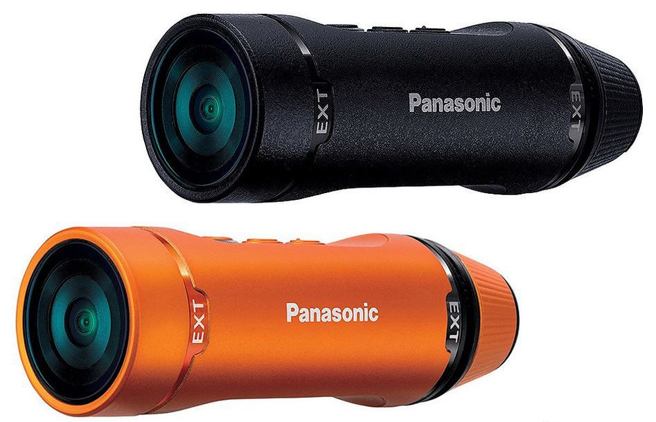 Panasonic Action Cam PANASONIC HX A1   Full HD Action Cam für 79,99€