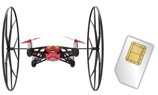 Klarmobil All Freeflat + 1GB Daten für 11,95€ mtl. + gratis Parrot Drohne   mtl. Kündbar