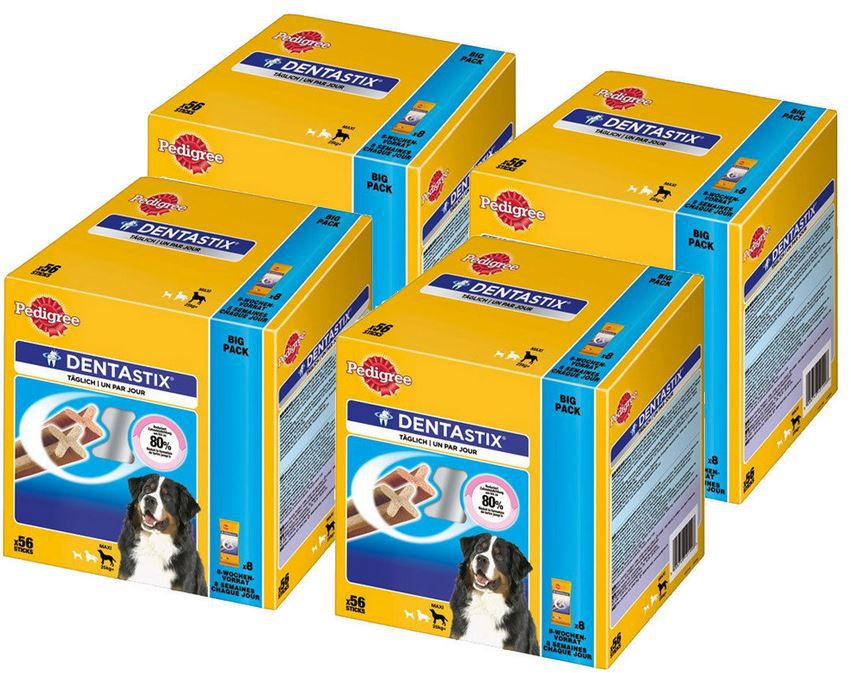 Pedigree DentaStix Pedigree DentaStix   224 Hundesnacks im Multipack ab nur 33,99€
