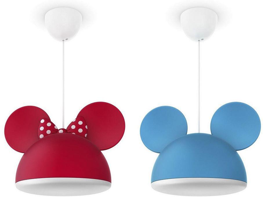 Philips Pendelleuchte Mickey o. Minni Mouse für je 24,95