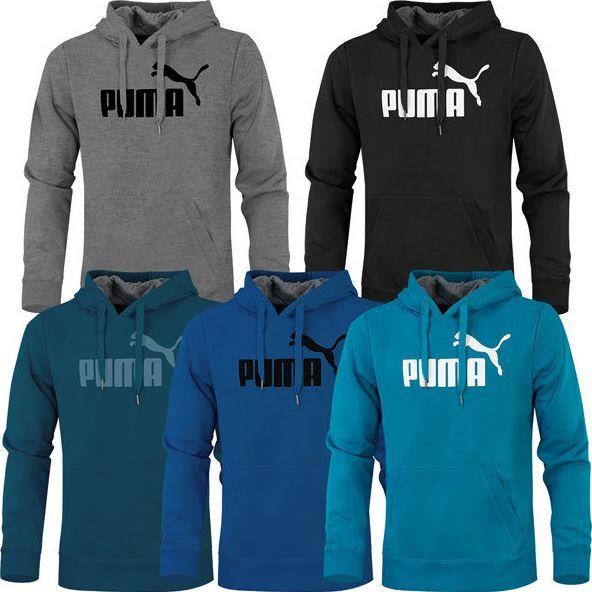 Puma ESS No.1 Logo Puma ESS No.1 Logo Herren Hoody für 29,90€