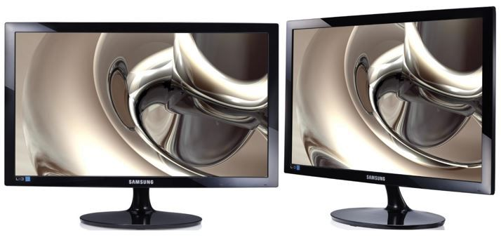 Samsung S24D30PNA   61cm(24) Monitor mit FullHD für 111€