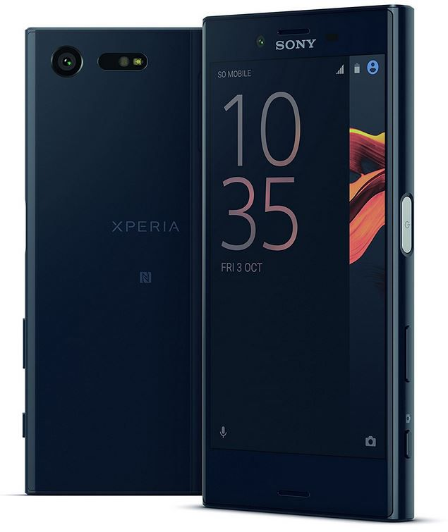Sony Xperia X Compact +  Vodafone Allnet Vertrag + 1GB für 19,99€ mtl.