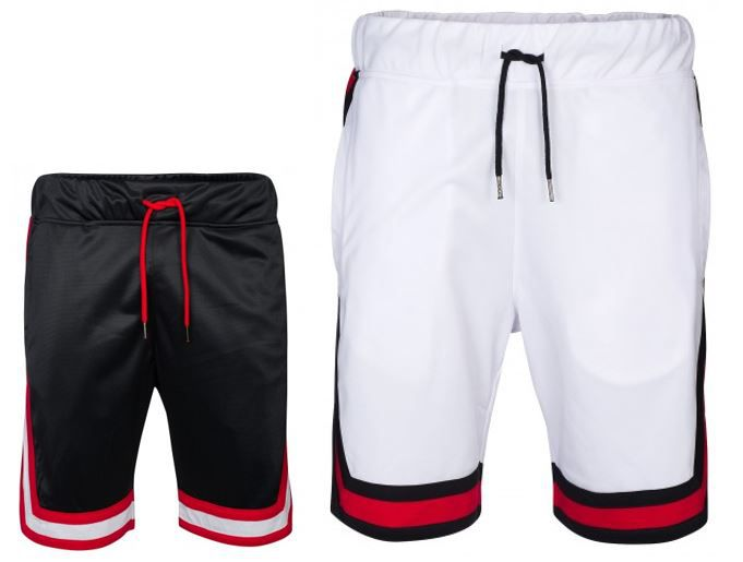 Spartans History Basketball Shorts für je 3,99€