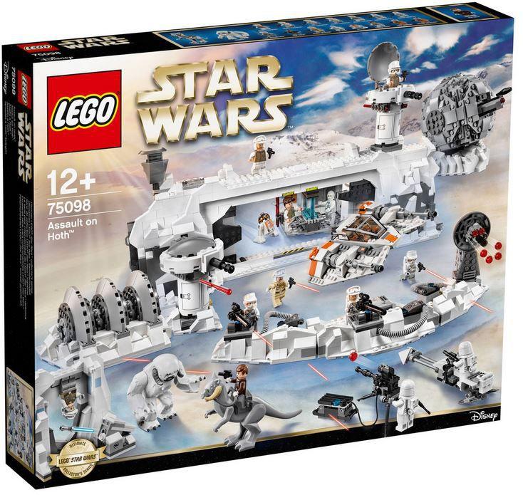 Star Wars Lego Anschlag auf Hoth Galeria Kaufhof Sonntagsangebote Übersicht   z.B. 20% auf Pfannen von BALLARINI