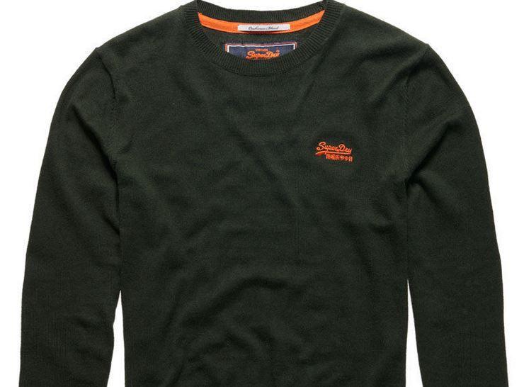 Super dry Superdry   Pullover für Damen und Herren für je 29,95€