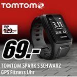 TOMTOM Spark Cardio Large Watch für 119€ – Media Markt TomTom Tiefpreisspätschicht