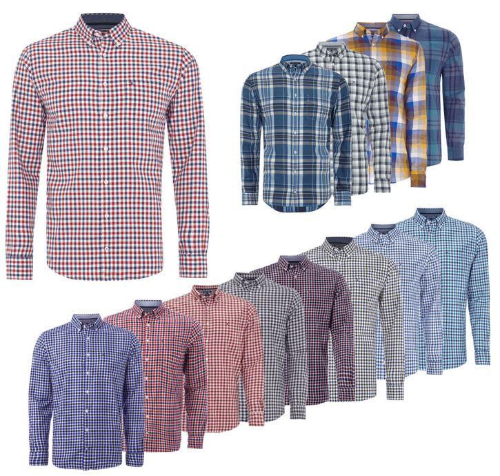 Tommy Hilfiger New York Fit   Herren Hemden für je 39,95€