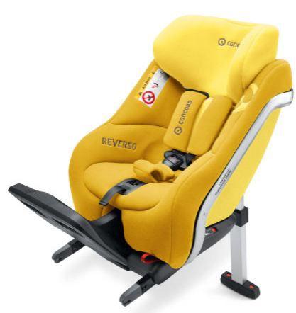 CONCORD Kindersitz Reverso Blazing Yelow für 215€ (statt 329€)