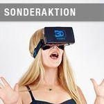 Virtual Reality Brille für alle Smartphones bis 6,3″ für 10,94€