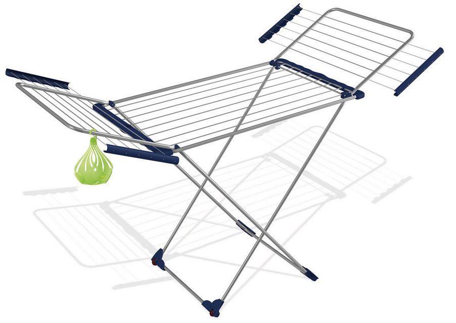 Ballot & Bain   Wäscheständer mit Klammerbeutel für 21,99€