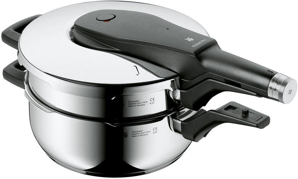 WMF Perfect Pro 2tlg. Schnellkochtopfset für 99€ (statt 129€)